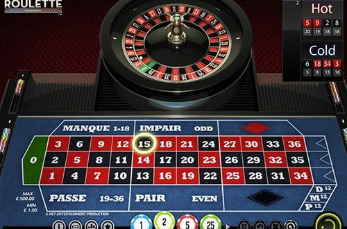 Ruleta Francesa Gratis