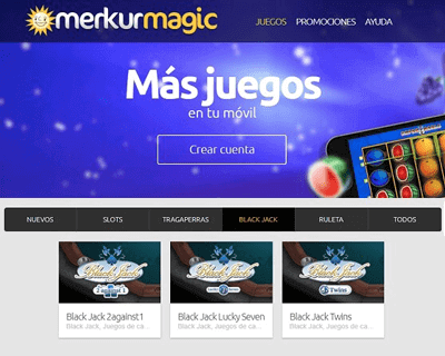 merkurmagic casino movil